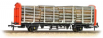 Bachmann Branchline 38-300  OTA Timber Carrier Wagon With Timber Load (Railfreight)